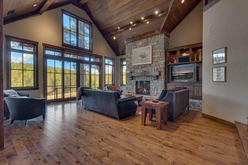 Gray's Crossing Lodge, alquiler de vacaciones en Floriston