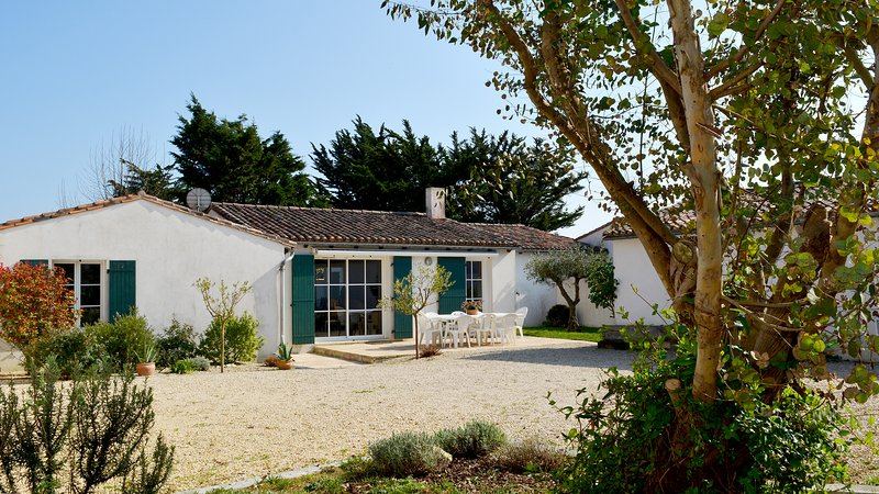 Les Grenettes, holiday rental in Sainte Marie de Re