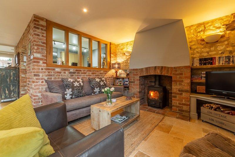Cog Cottage, holiday rental in Walsingham
