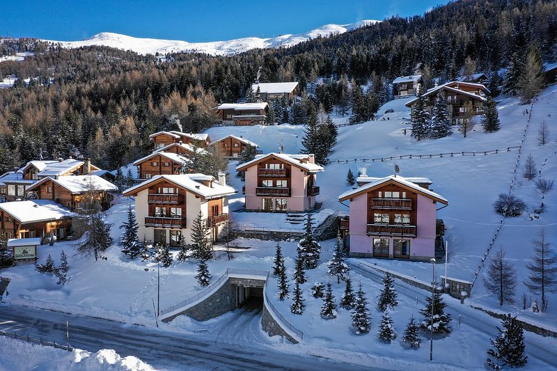 Chalet Teola, vacation rental in Livigno