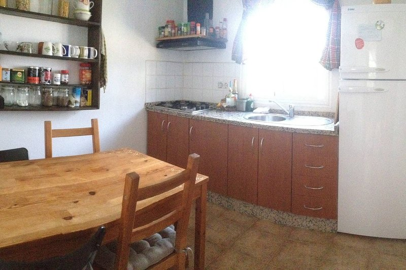 Spacious house with mountain view, vacation rental in Algodonales