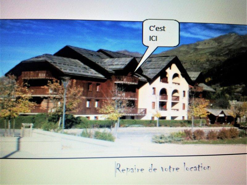 Skiez à Serre-Che!, holiday rental in La Salle les Alpes