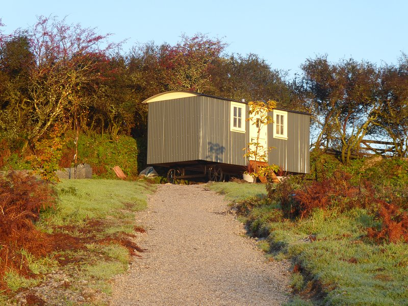 The Daffodil Hut, holiday rental in Wendron