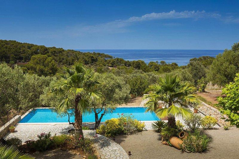 Villa Mallorca, location de vacances à Galilea