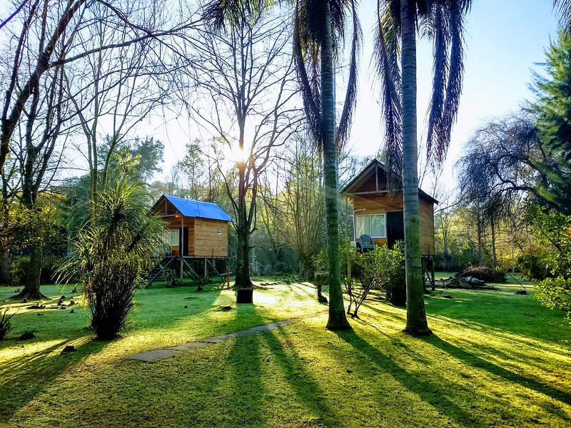 Cabañas Le Parc Delta de Tigre, vacation rental in Tigre