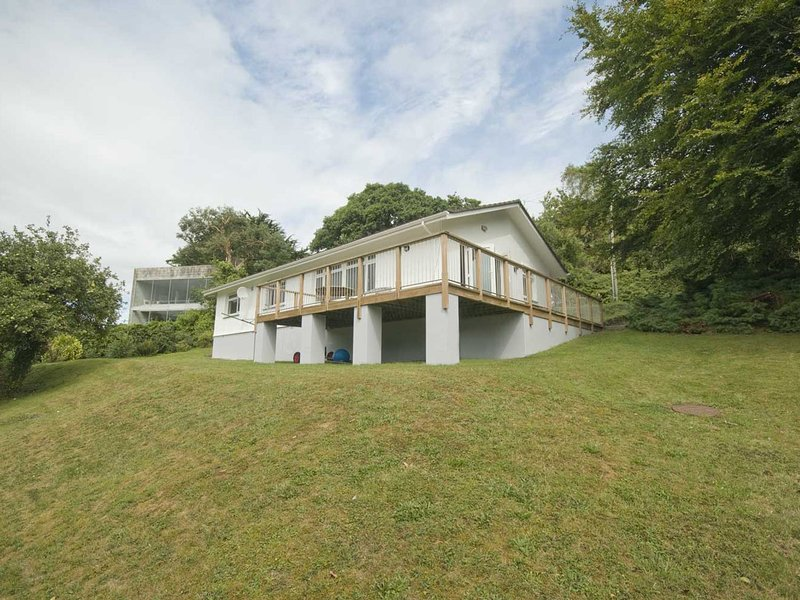 The Meadow, Carnon Downs, holiday rental in Feock