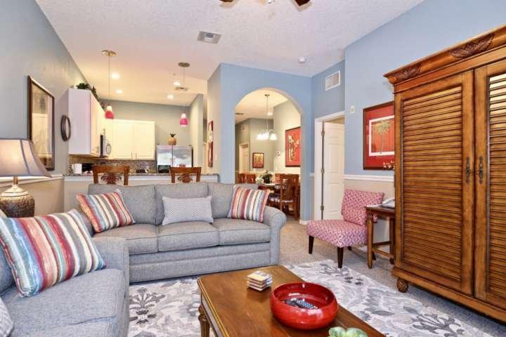 Recently Renovated 3 Bedroom Condo in Bahama Bay Resort!