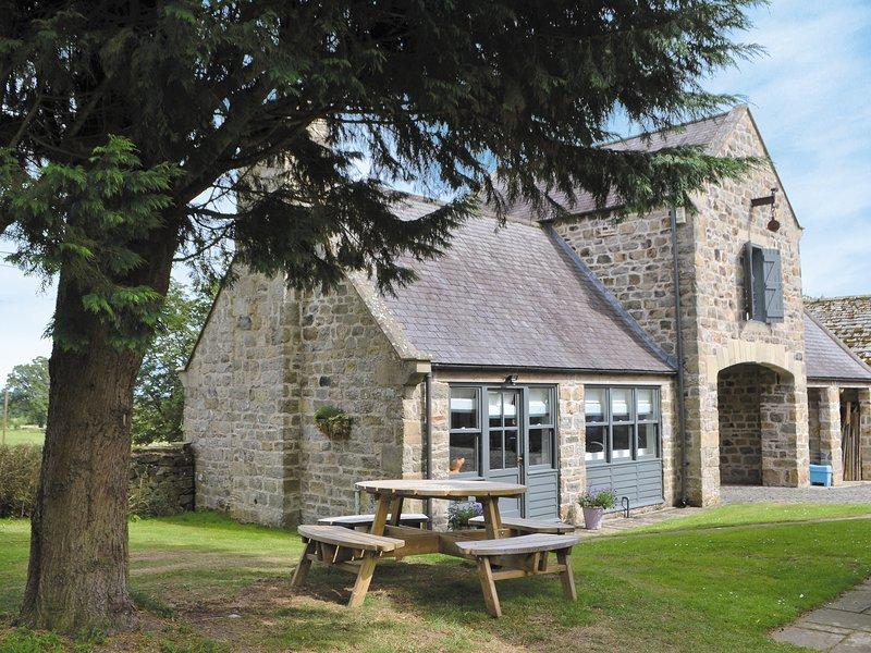 The Gatehouse - MVX, holiday rental in Little Bavington