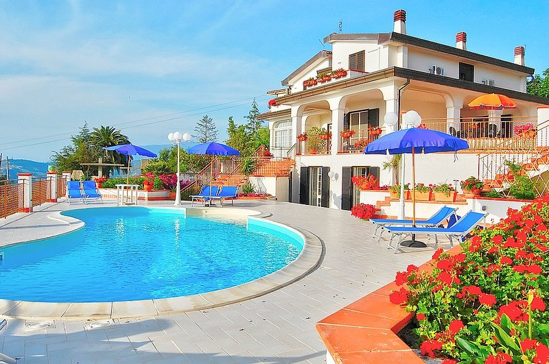 Villa Gioconda, location de vacances à Agropoli