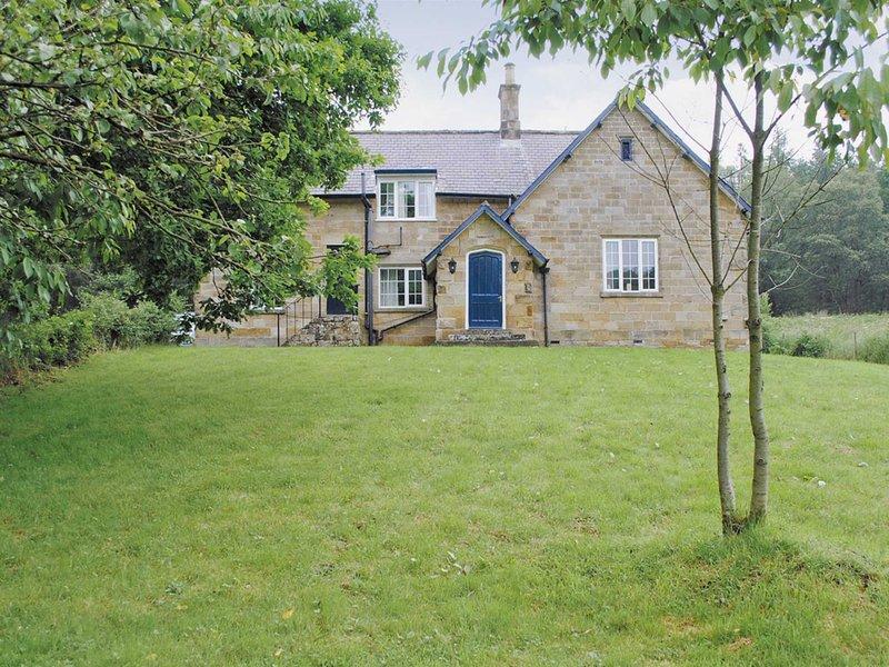Bickley School House, holiday rental in Hackness