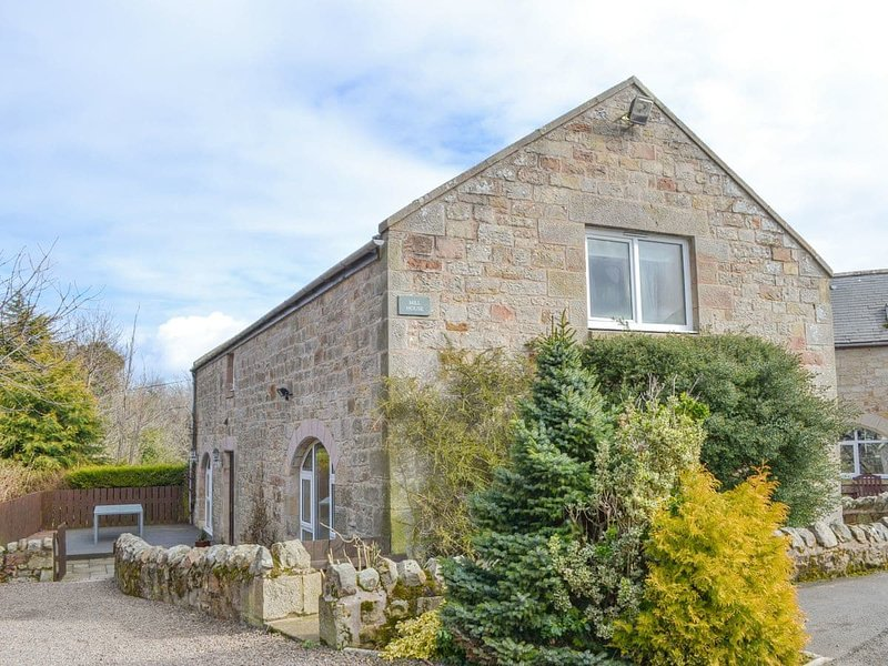 The Mill House, holiday rental in Chillingham