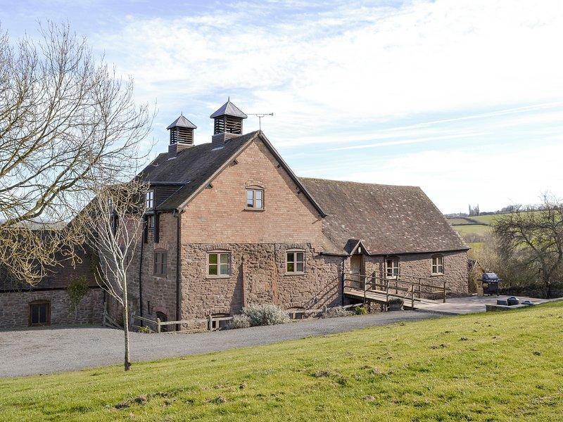 The Hop Pocket, holiday rental in Ullingswick