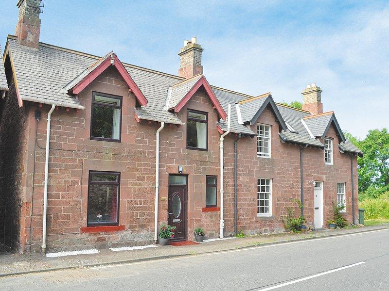 Clayron Cottage, vakantiewoning in Cockburnspath