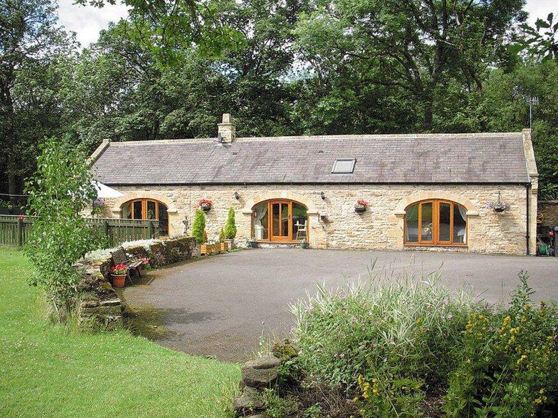 Rivers Edge Cottage, location de vacances à Lanchester