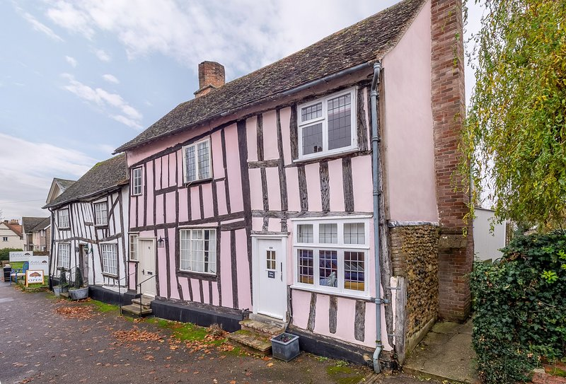 Hylton Cottage, holiday rental in Woolpit