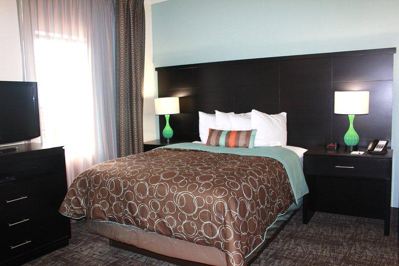 Dérivez pour dormir dans un lit confortable après une merveilleuse journée à l'extérieur.