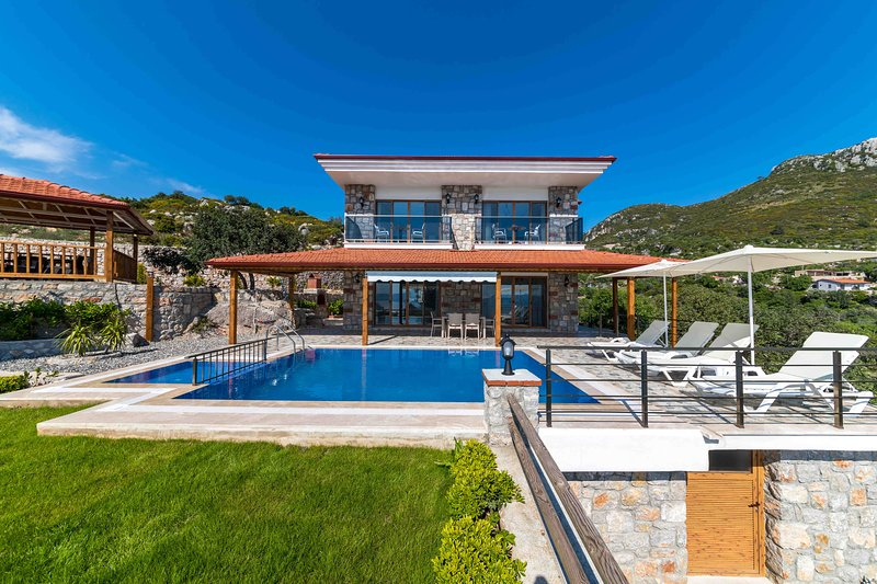 Yuvam Villa Sogut Daily Weekly Rentals, holiday rental in Marmaris