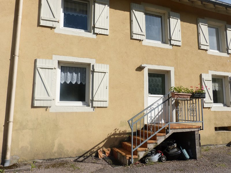 Apartment with mountain view, holiday rental in Cornimont