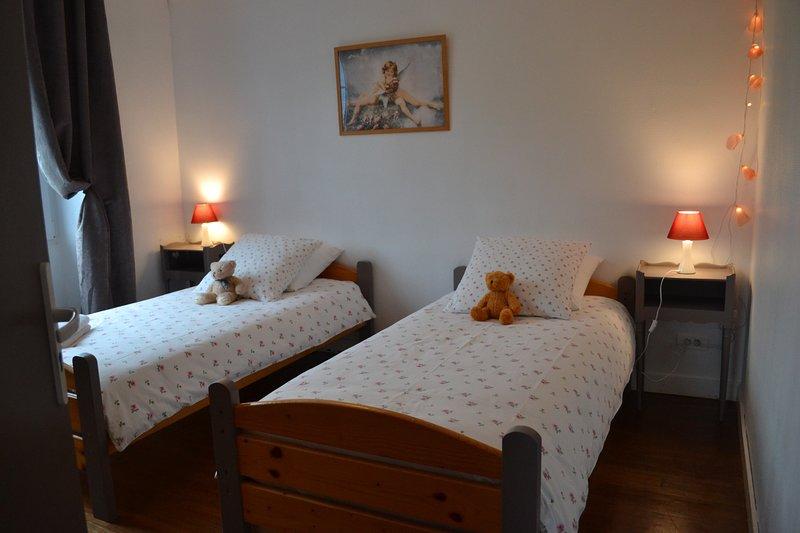 The children's room of the Tendresse family room