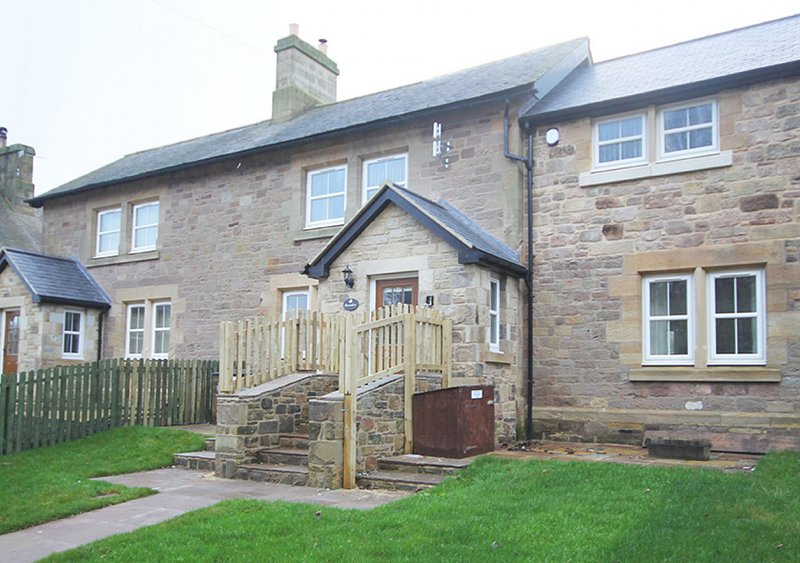 Bramley, vacation rental in Bamburgh