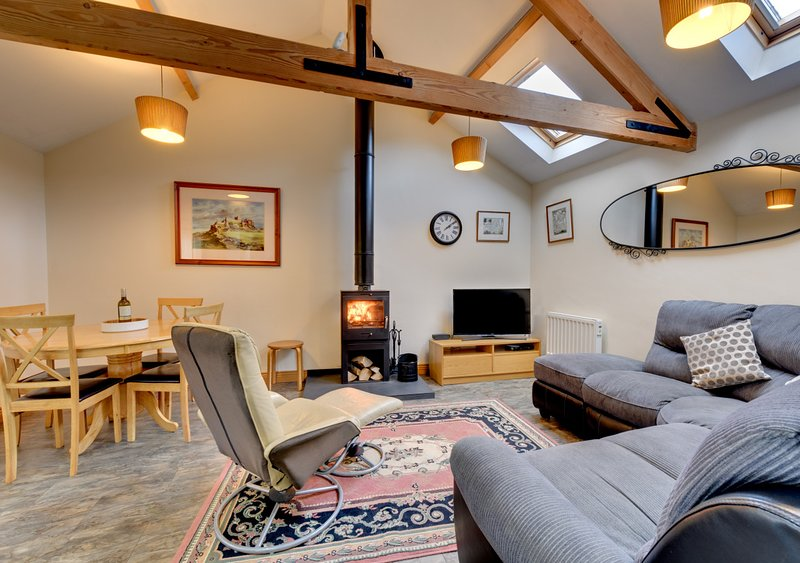 Ginnel Cottage, holiday rental in Seahouses