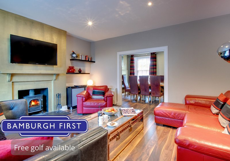 Grove Cottage, vacation rental in Bamburgh