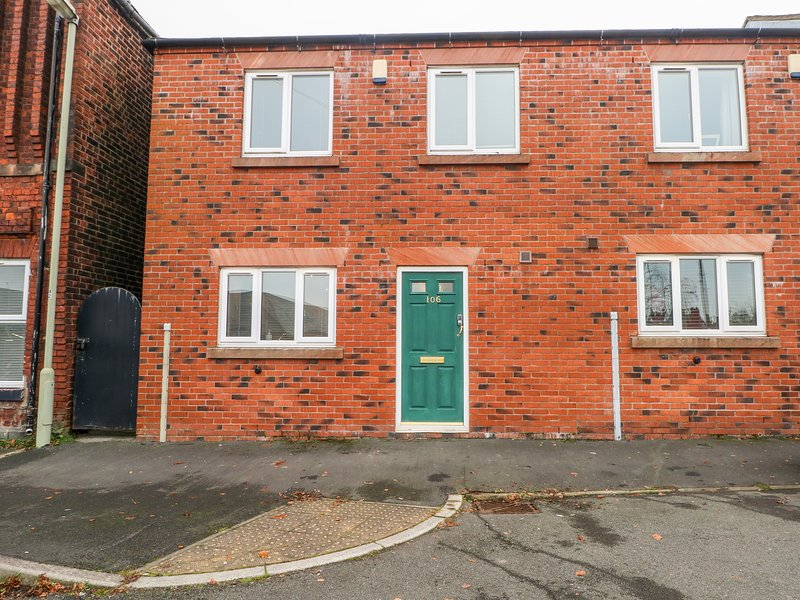 Portland Mews Leek, Staffordshire, holiday rental in Bagnall