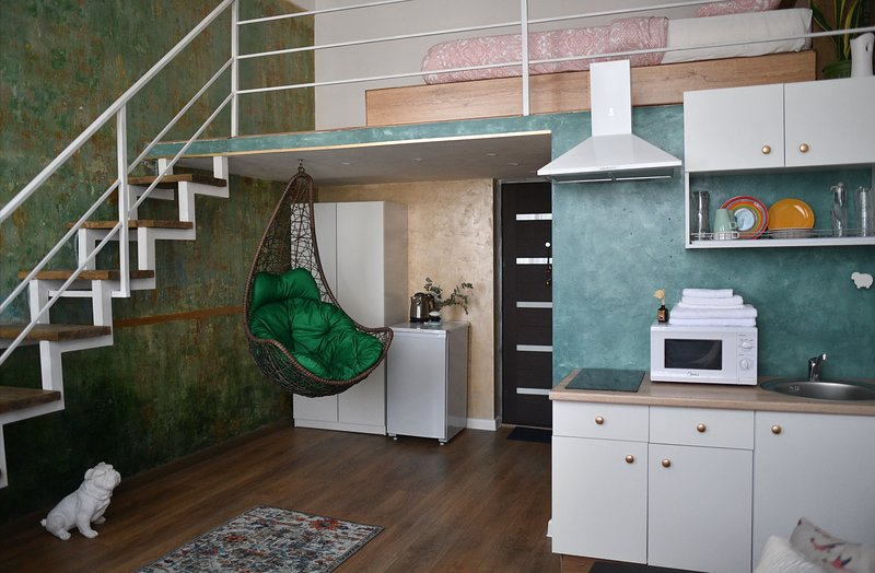 Light Rooms Apartments, vacation rental in Rostov-on-Don