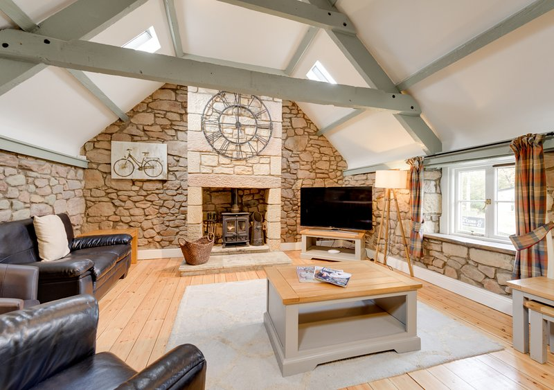 Millstone, Lucker, vacation rental in Bamburgh