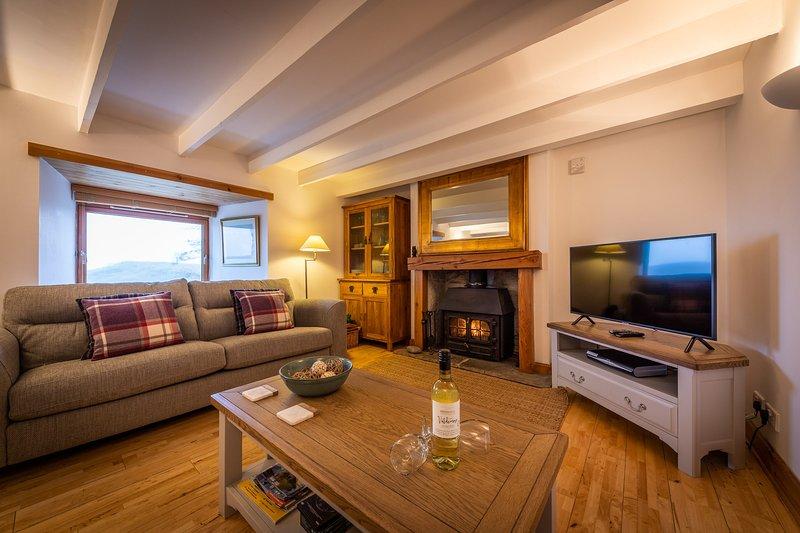 The Barn, Culnacnoc, Portree, Skye, holiday rental in Culnacnoc