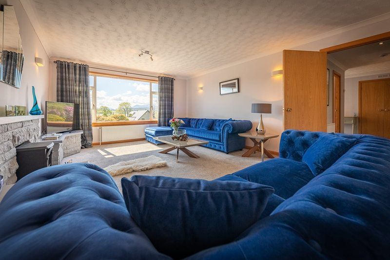 Cairnmhor House, Portree, holiday rental in Glengrasco