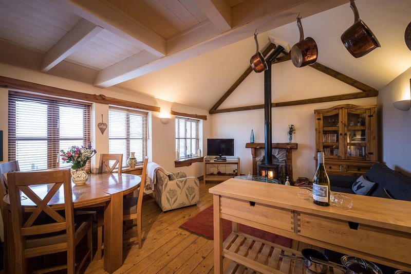The Lodge, Culnacnoc, vacation rental in Staffin
