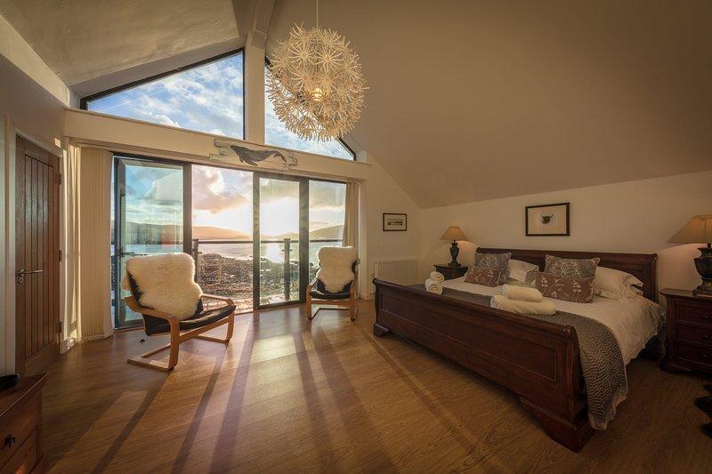 Tigh Bata, House on the sea, vacation rental in Trumpan