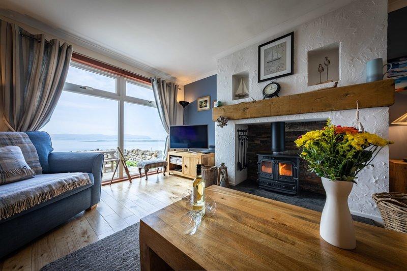 Dunhallin Ard, Waternish, vacation rental in Trumpan