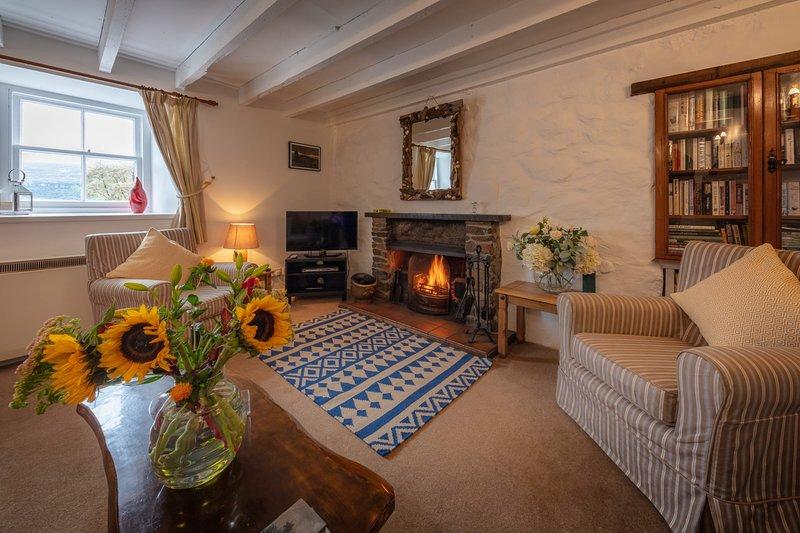 Beachcomber Cottage, Waternish, vacation rental in Trumpan