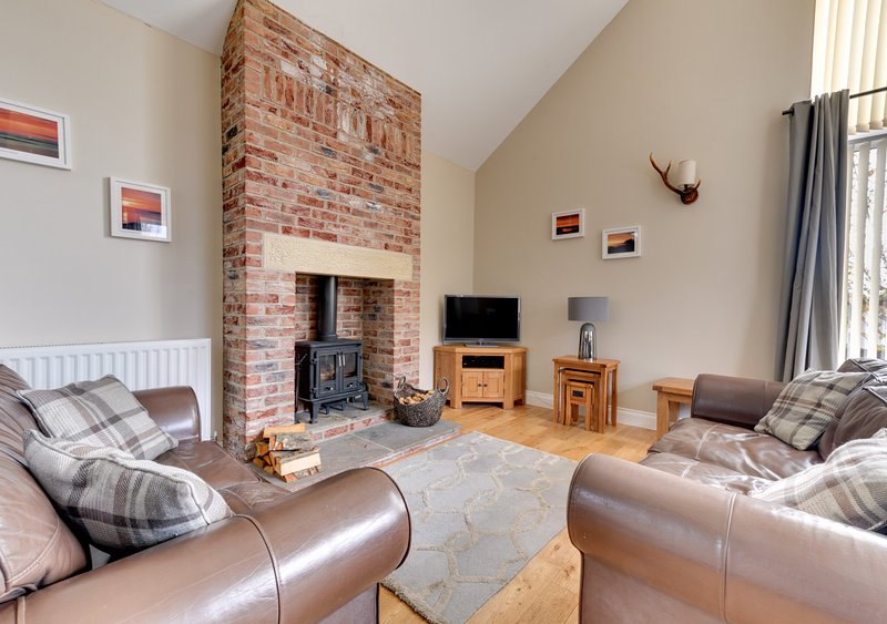 Red Fox, vacation rental in Bamburgh
