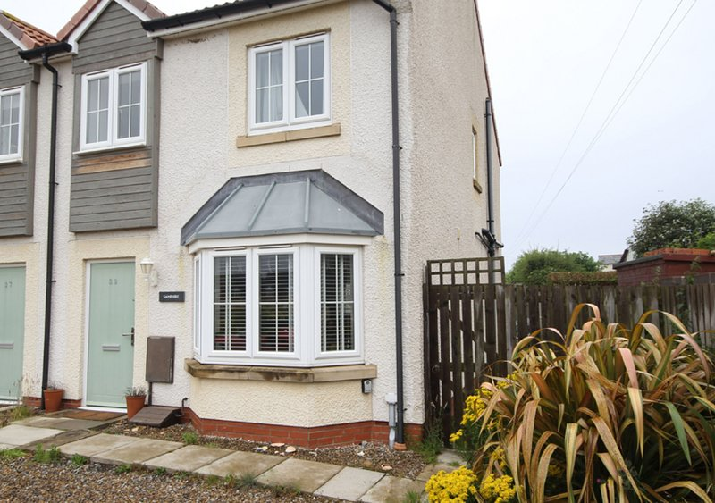 Samphire, holiday rental in Beadnell