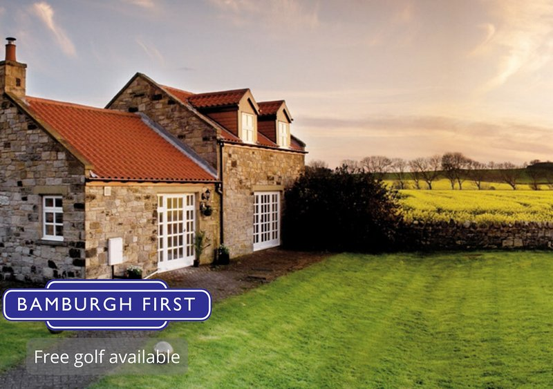St. Aidan's Cottage, vacation rental in Bamburgh