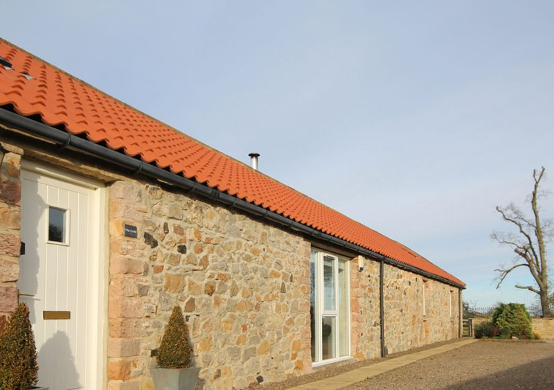 The Croft, vacation rental in Chathill