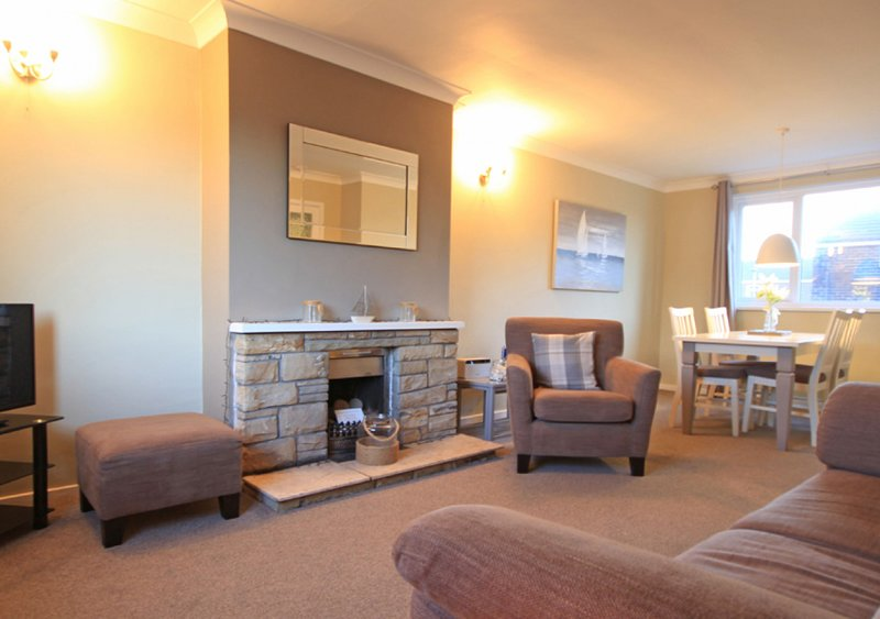 The Nest, holiday rental in Seahouses
