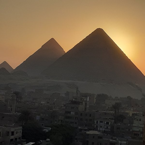 Pyramids view suite, holiday rental in Giza