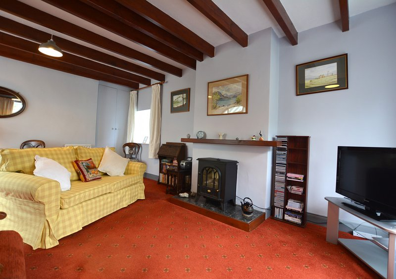 Barn End, holiday rental in Garrigill