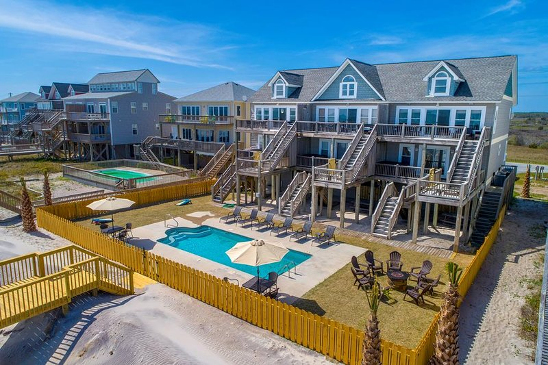 Island Drive *********-3890, holiday rental in North Topsail Beach