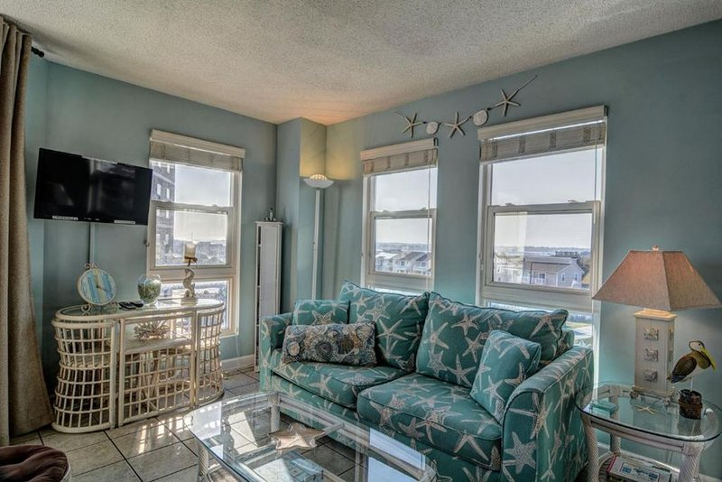St. Regis 2401 Oceanfront! | Indoor Pool, Outdoor Pool, Hot Tub, Tennis Courts,, vacation rental in North Topsail Beach