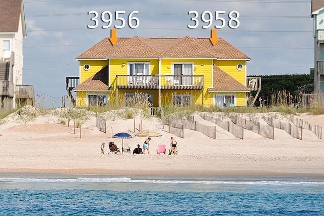 Island Drive 3956 Oceanfront! | Internet, Ferienwohnung in North Topsail Beach