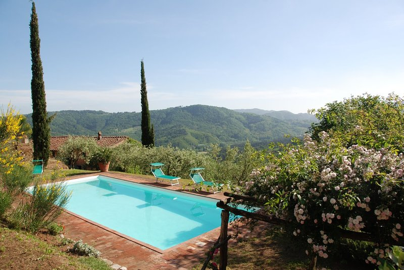 Mery, holiday rental in Pascoso