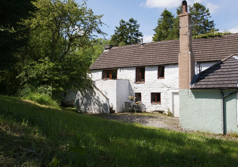 Ghyll Burn Cottage, holiday rental in Garrigill