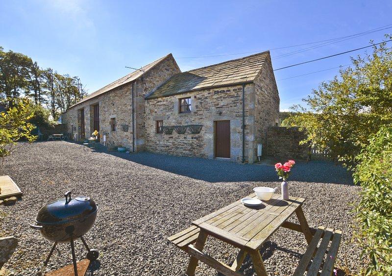Hornbeam Cottage, vacation rental in Allensford