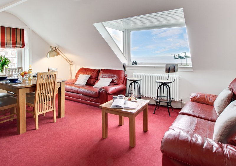 Priory Penthouse, location de vacances à Tynemouth