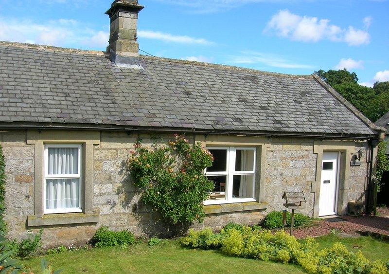 Ryecroft Cottage, vacation rental in Rothbury